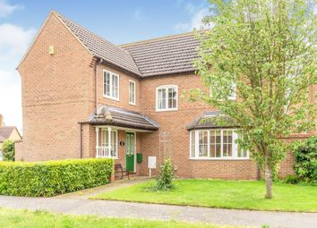 Thumbnail 4 bedroom detached house for sale in Fenton Drive, Carlby, Stamford