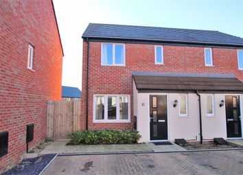 3 bed semi-detached house to rent in Walmer Close, Marina Park, Northampton NN5