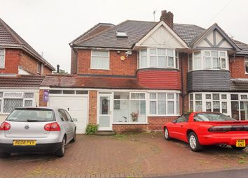 Thumbnail 4 bed semi-detached house for sale in Madison Avenue, Hodge Hill
