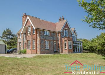 Thumbnail 5 bed detached house for sale in Mundesley Road, Trimingham, Norwich