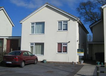 Thumbnail 2 bed flat to rent in Lyme Close, Axminster