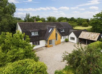 Thumbnail 5 bed detached house for sale in West Street, Godmanchester, Huntingdon