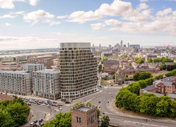Thumbnail 2 bed flat for sale in Parliament Square Tower, Greenland Street, Liverpool