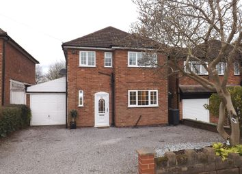 Thumbnail 3 bed link-detached house for sale in Neville Road, Shirley, Solihull