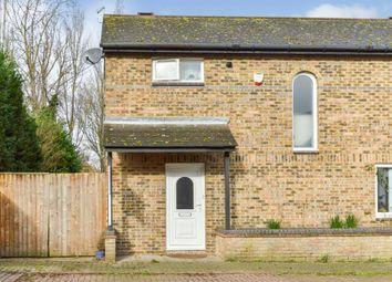 4 bed semi-detached house for sale in Shelsmore, Giffard Park, Milton Keynes MK14