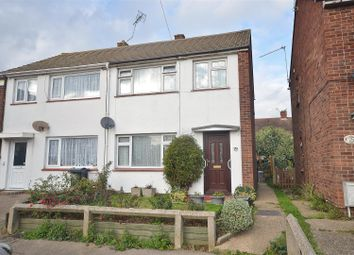 Thumbnail 3 bed semi-detached house for sale in Groom Park, Clacton-On-Sea