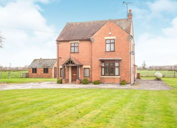 Thumbnail 3 bed detached house to rent in Scropton, Derby