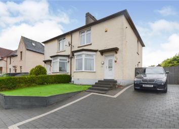 Thumbnail 2 bed semi-detached house for sale in Killin Street, Glasgow