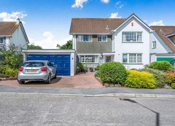 Thumbnail 4 bed detached house for sale in Belyars Lane, St Ives, Cornwall