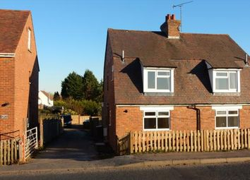 Thumbnail 2 bed semi-detached house for sale in Hawkhurst Road, Cranbrook, Kent