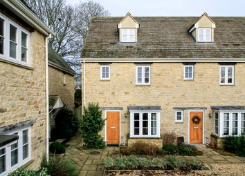 Thumbnail 3 bed semi-detached house to rent in Burford Hill Mews, Burford, Oxfordshire