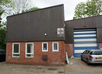 Thumbnail Light industrial for sale in 6 Marlborough Trading Estate, West Wycombe Road, High Wycombe, Buckinghamshire