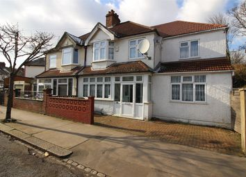 Thumbnail 3 bed end terrace house for sale in Hambrook Road, South Norwood, London