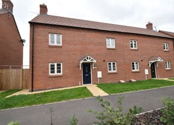 Thumbnail 2 bed semi-detached house to rent in Droitwich Road, Hanbury, Bromsgrove, Worcestershire