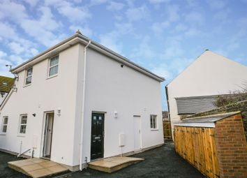 Thumbnail 2 bed flat for sale in Brooklyn Road, Seaford