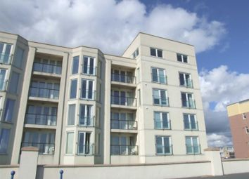 Thumbnail 2 bed flat for sale in West End Parade, Pwllheli