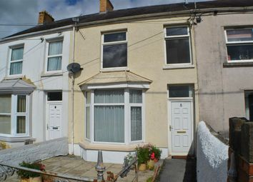 Thumbnail 4 bed terraced house for sale in Old St Clears Road, Johnstown, Carmarthen