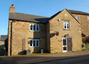 Thumbnail 4 bed detached house to rent in Old Road, Scaldwell, Northampton