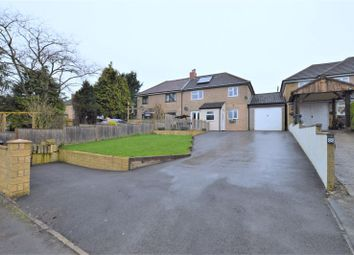 Thumbnail 3 bed semi-detached house for sale in Highbury Road, Hallatrow, Bristol