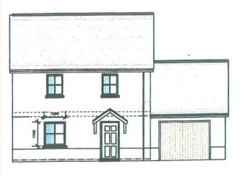 Thumbnail 3 bed semi-detached house for sale in Plot 2, Capel Iwan, Newcastle Emlyn