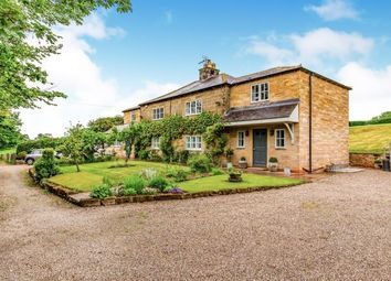 Thumbnail 4 bed detached house for sale in Carlton-In-Cleveland, North Yorkshire, North Yorkshire Region, England