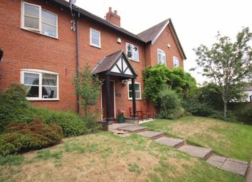 Thumbnail 3 bed terraced house for sale in Cholmondeley Road, Wrenbury, Nantwich