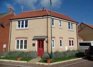 Thumbnail 3 bed property to rent in Whitby Avenue, Eye, Peterborough