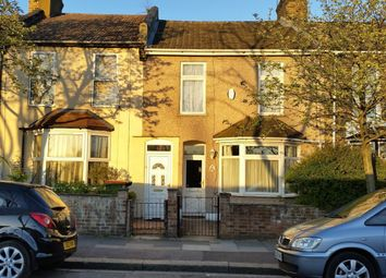 Thumbnail 3 bed terraced house for sale in Credon Road, Plaistow