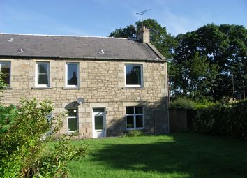 Thumbnail 1 bed flat for sale in Station Cottages, Chirnside