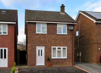 Thumbnail 3 bed detached house for sale in Cedar Close, Ashbourne