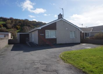 Thumbnail 3 bed detached bungalow for sale in Porthdafarch Road, Holyhead