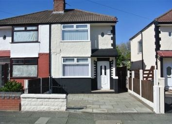 Thumbnail 2 bed semi-detached house to rent in Stuart Dr L14, 2 Bed Semi