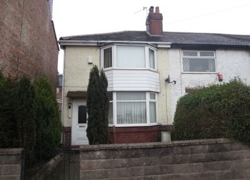 Thumbnail 2 bed town house for sale in Brocksford Street, Fenton, Stoke-On-Trent