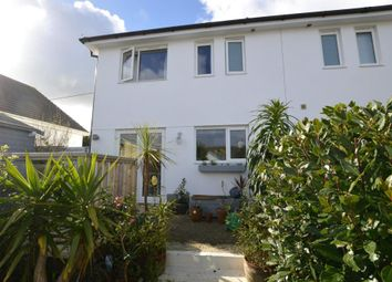 Thumbnail 3 bed semi-detached house for sale in Fuggoe Lane, Carbis Bay, St. Ives, Cornwall