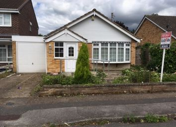 Thumbnail 2 bed detached bungalow for sale in Coles Close, Leicester