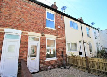 Thumbnail 2 bed end terrace house for sale in Connaught Terrace, Lincoln
