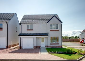 "Thumbnail 4 bedroom detached house for sale in ""The Balerno"" at Bank Court, Irvine"