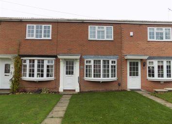 Thumbnail 2 bed terraced house for sale in Rockingham Grove, Bingham, Nottingham
