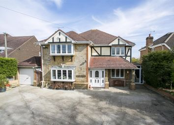 Thumbnail 4 bed detached house for sale in Newlands Lane, Meopham, Gravesend