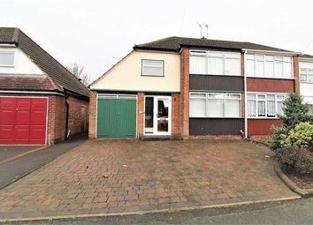 Thumbnail 3 bed semi-detached house for sale in Wren Street, Woodsetton, Dudley