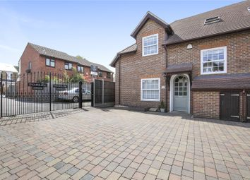 Thumbnail 3 bed semi-detached house for sale in Belgrave Mews, 14 Grosvenor Road, Wallington