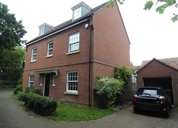 Thumbnail 5 bed property to rent in Libius Drive, Highwoods, Colchester