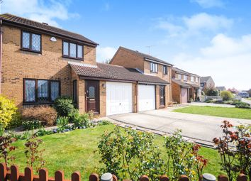Thumbnail 3 bedroom link-detached house for sale in Rubens Gate, Springfield, Chelmsford