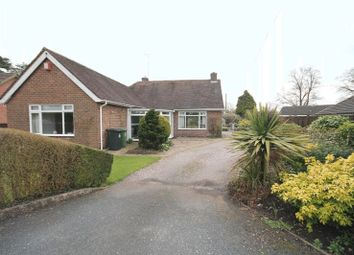 Thumbnail 2 bed detached bungalow for sale in Betton Road, Market Drayton
