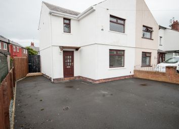 Thumbnail 3 bed semi-detached house for sale in Annesley Avenue, Blackpool
