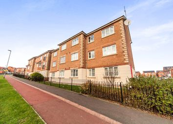 Thumbnail 2 bed flat for sale in Twinleaf Apartments, Silverbirch Road, Hartlepool