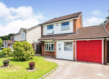 Thumbnail 3 bed detached house for sale in Tylers Green, Kings Norton, Birmingham