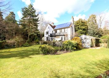 Thumbnail 6 bed detached house for sale in Gough Road, Fleet