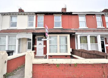 Thumbnail 4 bed end terrace house for sale in Eccleston Road, Blackpool, Lancashire