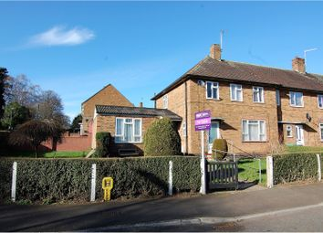 Thumbnail 4 bedroom end terrace house for sale in Goldham Road, Strelley